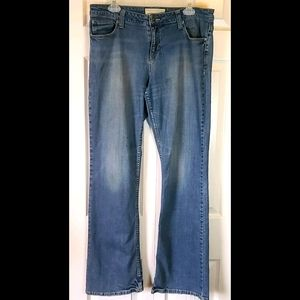 Maurices Taylor Boot Jeans sz 11/12Long